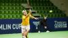 Spectacol basarabean la Turneul de tenis din Uzbekistan: Albot l-a învins pe Dubarenco în trei seturi