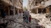 Armistiţiu în Siria. Pacea s-a instalat în provincia Alep
