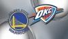 Surpriză și nu prea în liga profesionistă nord-americană de baschet. Oklahoma vs. Warriors