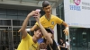 La ai săi 24 de ani, Neymar a primit în dar o statuie de mărime naturală