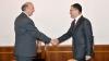 Ministrul Apărării a avut o întrevedere cu noul atașat militar al SUA acreditat în Republica Moldova
