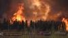 Imagini din MIJLOCUL INFERNULUI! Incendiu din Canada este de NEOPRIT (VIDEO)