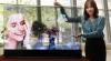 Demne de filmele SF! Cum vor arăta televizoarele viitorului (VIDEO)