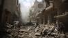 ALARMANT! Sute de oameni nevinovaţi mor în fiecare zi, în urma bombardamentelor din Siria