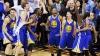 MECI SPECTACULOS! Golden State Warriors s-a calificat în semifinalele play-off-ului NBA