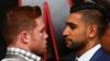 Schimb de replici dure înaintea meciului dintre Amir Khan şi Saul Alvarez. Cine se crede mai tare