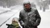 Furtună de zăpadă, în nord-vestul Chinei! Mai multe drumuri au fost blocate (VIDEO)