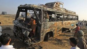 GRAV ACCIDENT RUTIER în Kabul! Cel puţin 52 de persoane au murit