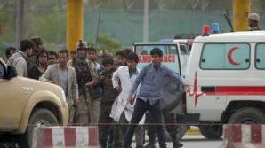 ZECE PERSOANE UCISE într-un atentat sinucigaș la Kabul, după ce talibanii au anunțat numirea noului șef