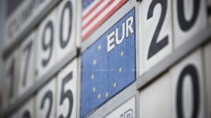 CURS VALUTAR: Leul moldovenesc se apreciază faţă de moneda unică europeană