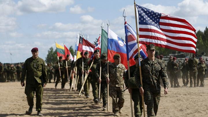 Care este capacitatea de reacţie rapidă a NATO (FOTO)