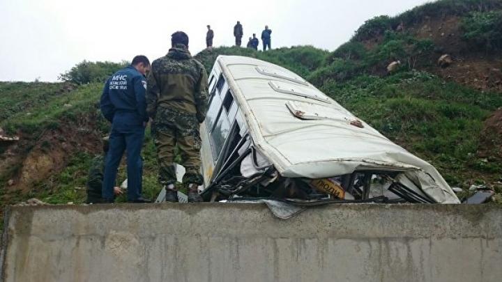 TRAGEDIE în Osetia de Sud. Şase militari ruşi au murit în urma unui accident rutier