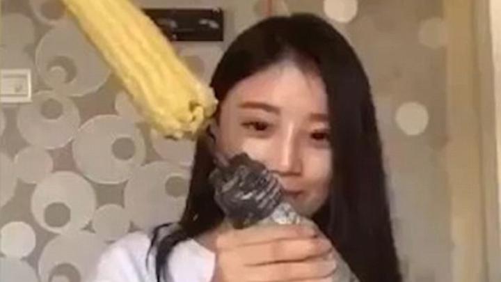 A vrut să mănânce porumb fiert cu ajutorul unei bormașini. Ce a urmat te va face SĂ RÂZI CU LACRIMI