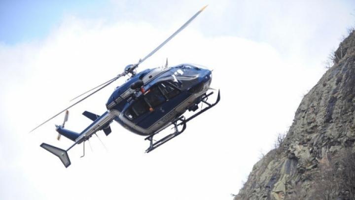 Patru morți. Un elicopter al jandarmeriei franceze s-a prăbușit în Munții Pirinei