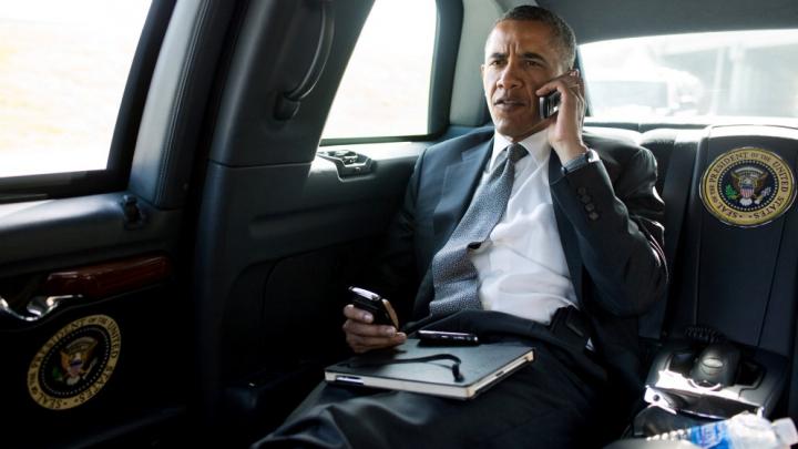 MAŞINILE celor mai puternici lideri mondiali. Cum circulă Obama, Putin sau Merkel