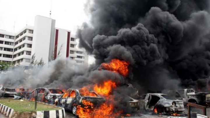 Atentate sinucigașe la Bagdad: Cel puţin 23 de persoane au murit, iar alte 50 au fost rănite