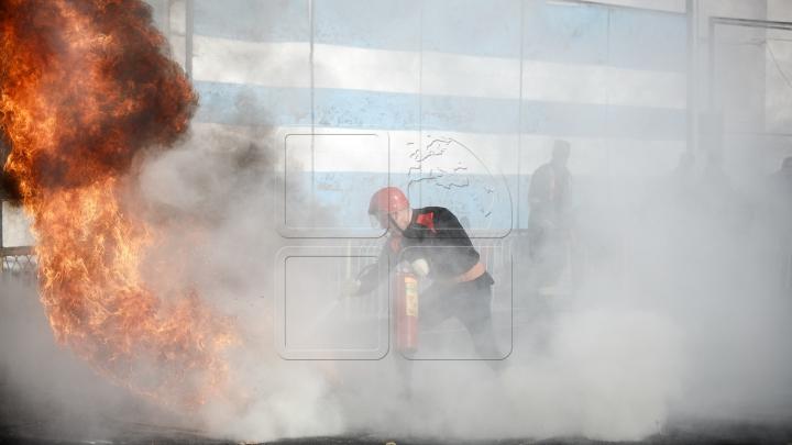 TRAGEDIE! Doi bărbaţi au murit în urma a două incendii care au avut loc în Găgăuzia şi Călăraşi
