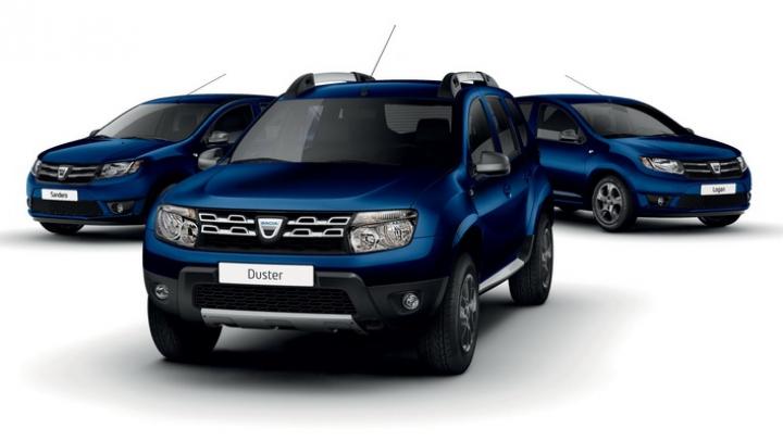 Dacia Duster a asigurat partea leului din veniturile Daciei, de vreme ce Logan-ul rămâne în urmă