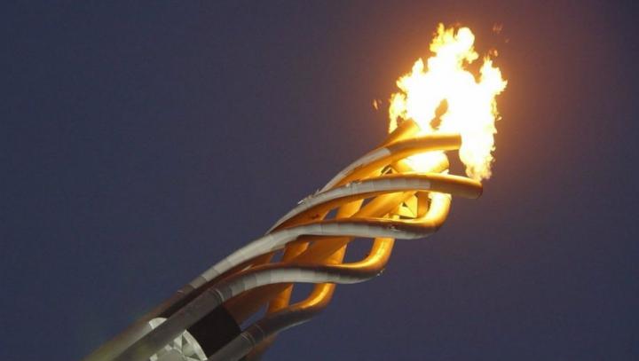 JO 2020: Flacăra olimpică, predată autorităţilor din Fukushima în cadrul unei ceremonii restrânse