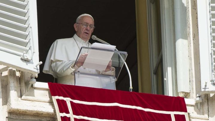 Papa Francisc a cerut părților implicate în conflictul din Siria să respecte armistițiul