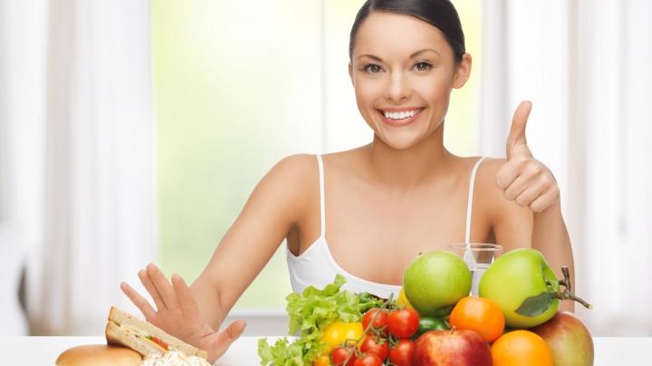 Dieta sănătoasă este posibilă! Recomandările specialiştilor