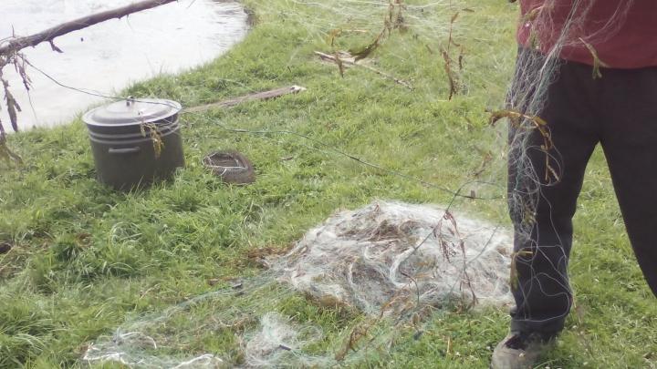 Peste o sută de pescari au ajuns în atenţia autorităţilor pentru braconaj