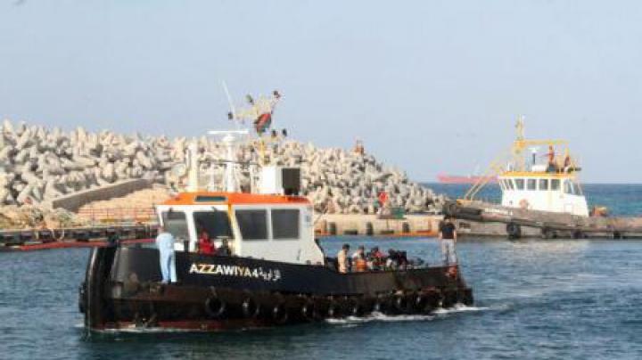Cel puțin șapte morți într-un naufragiu în largul coastei libiene