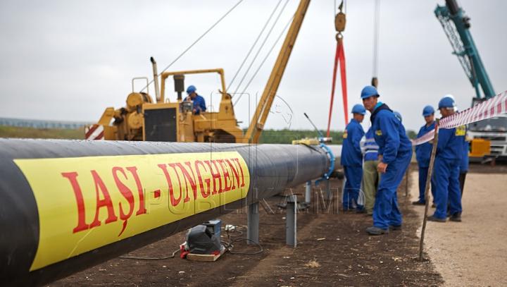 BERD și BEI, disponibile să finanțeze gazoductul Ungheni-Chișinău dacă Guvernul va face ASTA