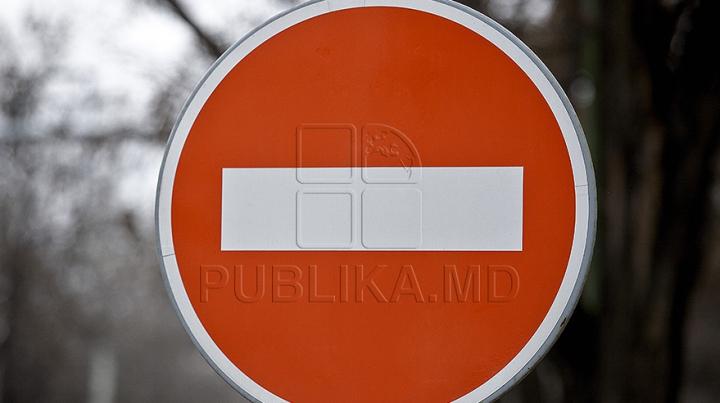 Bulevardul Ştefan cel Mare, ÎNCHIS pentru 10 ZILE! Detalii pentru şoferi şi pasageri