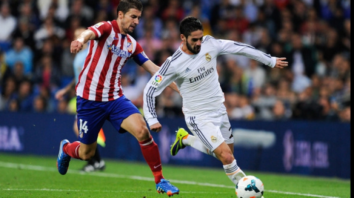 """REAL MADRID, SUCCES ÎN LA LIGA. """"Galacticii"""" au dispus cu 1-0 de FC Sevilla"""