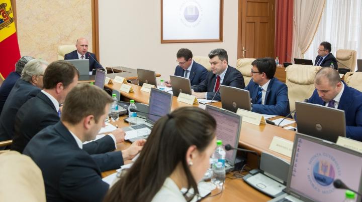 ELIMINAREA RESTANŢELOR. Comisia pentru integrare europeană a evaluat progresele în eurointegrare