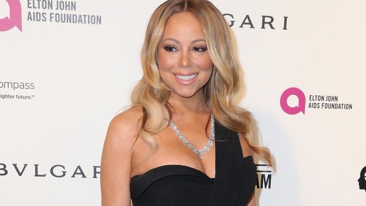 Pantofii buclucași. Ce a pățit Mariah Carey în plină stradă (FOTO)