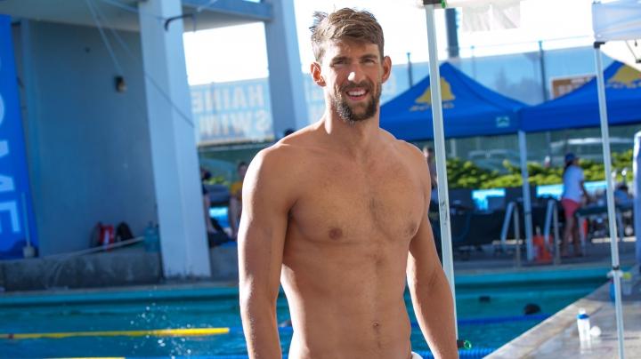 Emoţionant! Multiplul campion olimpic la înot Michael Phelps a postat prima fotografie a fiului său