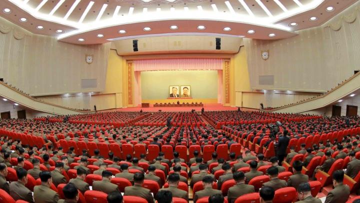 Primul congres al partidului comunist din Coreea de Nord. Imagini care înfioară lumea (VIDEO)