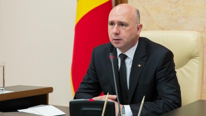 Pavel Filip: Un nou acord cu FMI va readuce Moldova pe harta investiţiilor