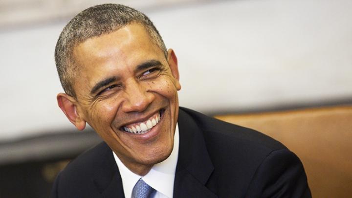 Președintele Barck Obama demonstrează că are talent și la beatbox (VIDEO)