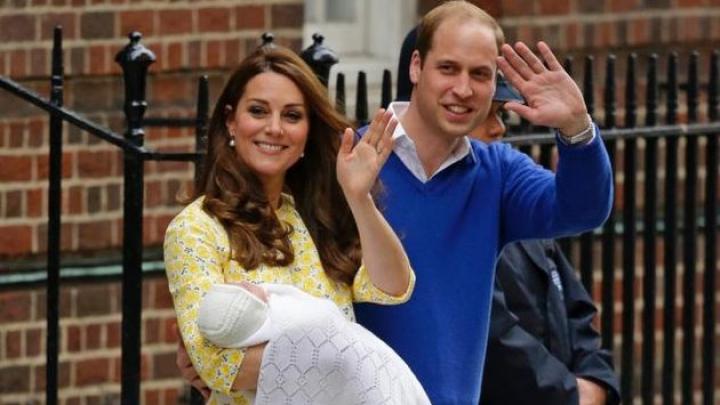 Pare un îngeraș. Vezi cât de mare s-a făcut Prințesa Charlotte, fiica Ducelui și a Ducesei de Cambridge