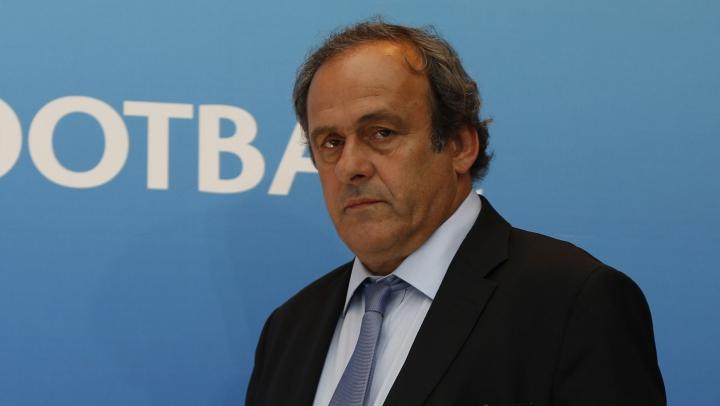 Scandalul FIFA. Suspendarea lui Platini a fost redusă la patru ani