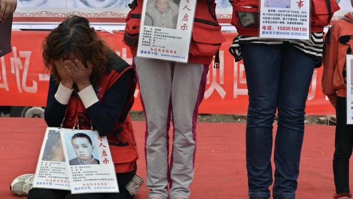 Astăzi este marcată Ziua internaţională a copiilor dispăruţi