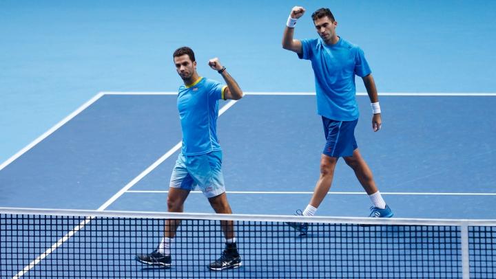 Horia Tecău și Jean-Julien Rojer au câștigat proba de dublu a turneului ATP World Tour Masters 1.000