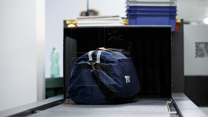 ALERTĂ la Aeroportul Chişinău! Ce a ascuns în bagaj un pasager care urma să zboare spre Veneţia