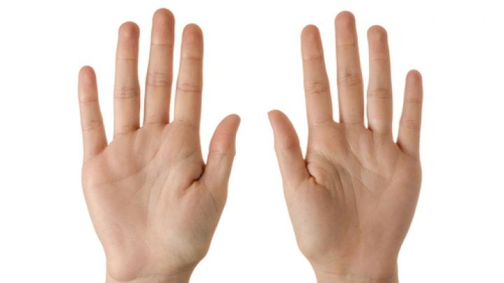 INTERESANT! Ce spune forma degetelor despre tine