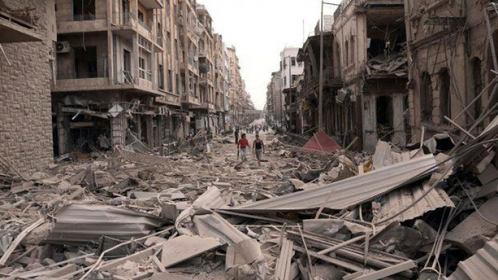 Date statistice ale OMS: Siria, ţara cea mai periculoasă pentru lucrătorii din domeniul sanitar