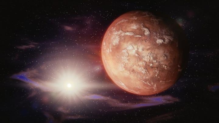 Fenomen incredibil pe planeta Marte. Mega-tsunami de 120 de metri înălţime. Oamenii de știință sunt șocați