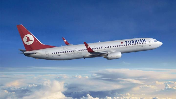 AMENINŢARE cu BOMBĂ la bordul unui avion al Turkish Airlines