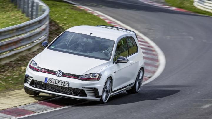 RECORD NOU pe circuitul Nurburgring! Timpul excelent obţinut de Volkswagen GTI Clubsport S (VIDEO)