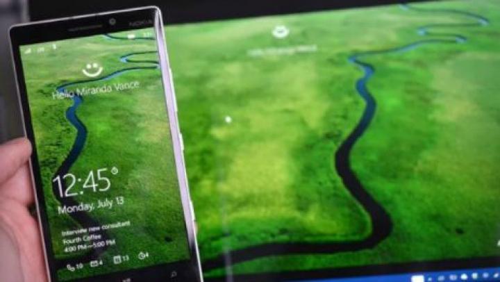 Microsoft plănuieşte să ofere suport pentru senzori de amprentă în Windows 10 Mobile