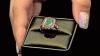Cea mai scumpă piatră preţioasă de culoare verde din lume. SUMA EXORBITANTĂ cu care a fost vândută