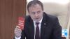 Pachetul de integritate, votat în Parlament. Deputații au arătat CARTONAȘ ROȘU corupției din Moldova (FOTO)