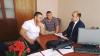 Problemele existente în sportul din Cimişlia, în atenţia ministrului Tineretului şi Sportului